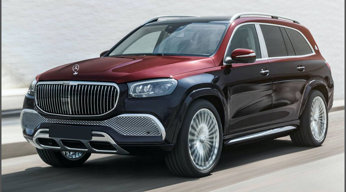2022 Mercedes Maybach Gls600 Africa How Much Is A Build Inside