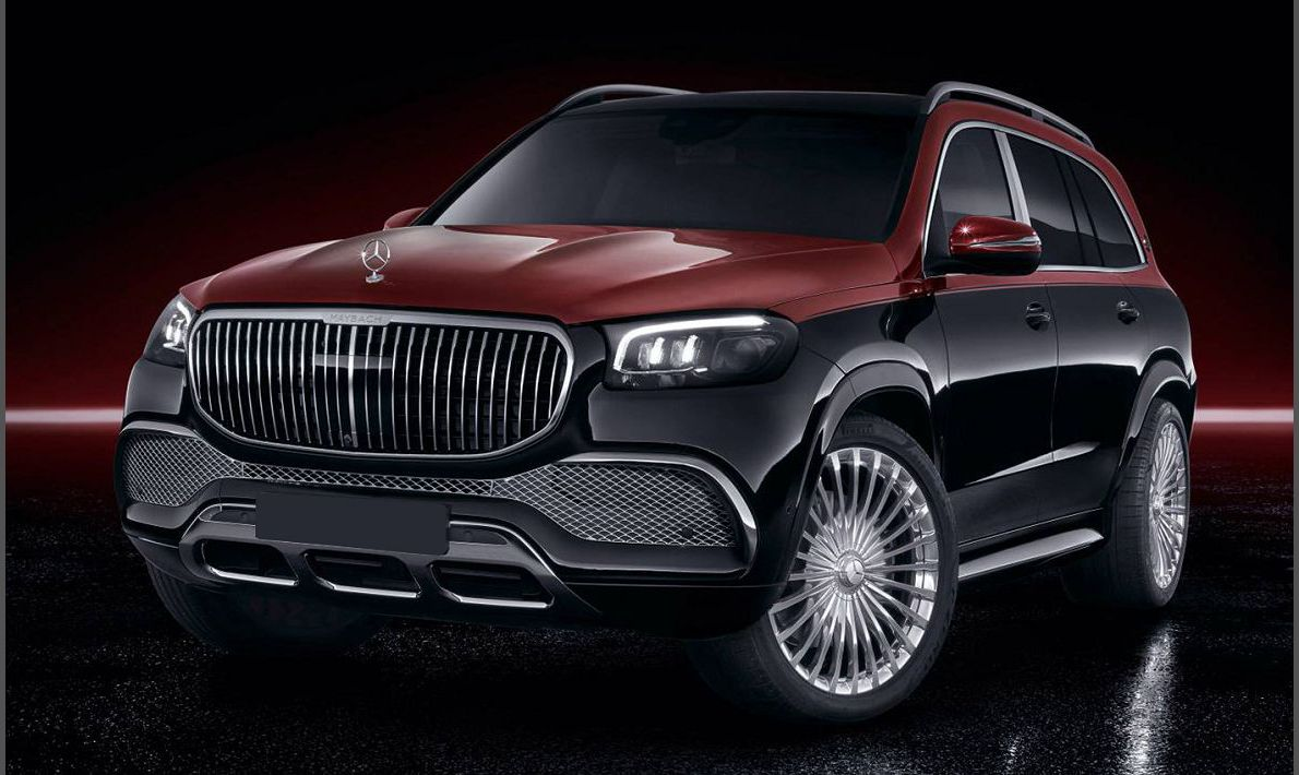 2022 Mercedes Maybach Gls600 Bounce Mb Configurator Cost Specs