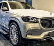 2022 Mercedes Maybach Gls600 Colors Cena Cijena Seating Capacity