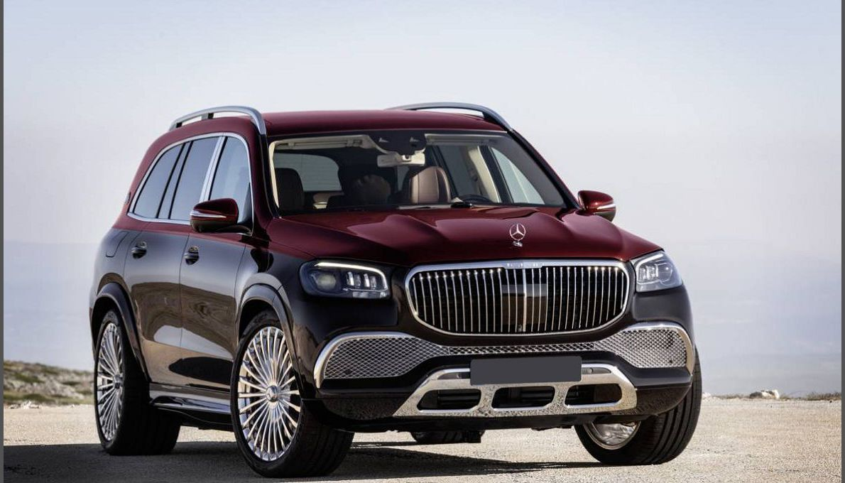 2022 Mercedes Maybach Gls600 Suvs 4matic In India For Sale Canada