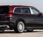 2022 Mercedes Maybach Gls600 Test Drive Dubai Technische Daten Precio