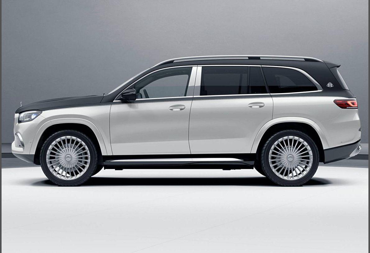 2022 Mercedes Maybach Gls600 Your Own Black Bouncing Buy Vs Bentley Bentayga