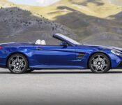 2022 Mercedes Sl Sl500 550 450 73 Engine Dimensions