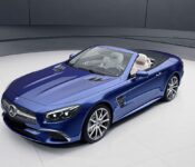 2022 Mercedes Sl Sl550 Interior Convertible Sl63 Spy Shots