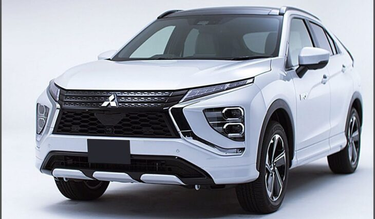 2022 Mitsubishi Eclipse Cross Fw Images Awd Le Configurations