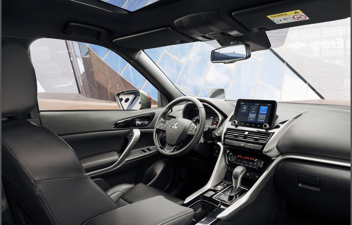 2022 Mitsubishi Eclipse Cross Specs Phev Sel Commercial 2021 2010