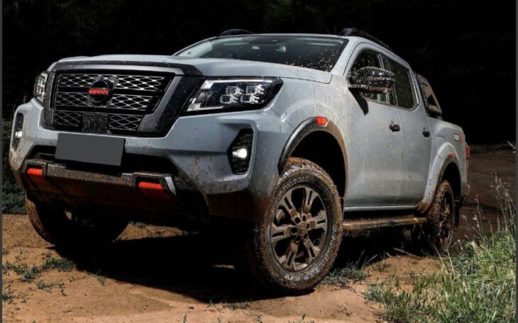 2022 Nissan Navara 4x2 2000 Mobil Pick Up At32 Horsepower