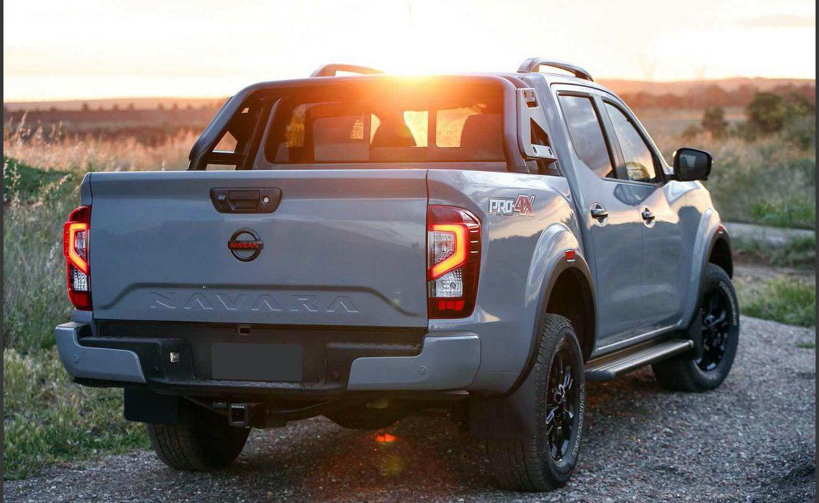 2022 Nissan Navara King Cab Ute Yd25ddti N Trek