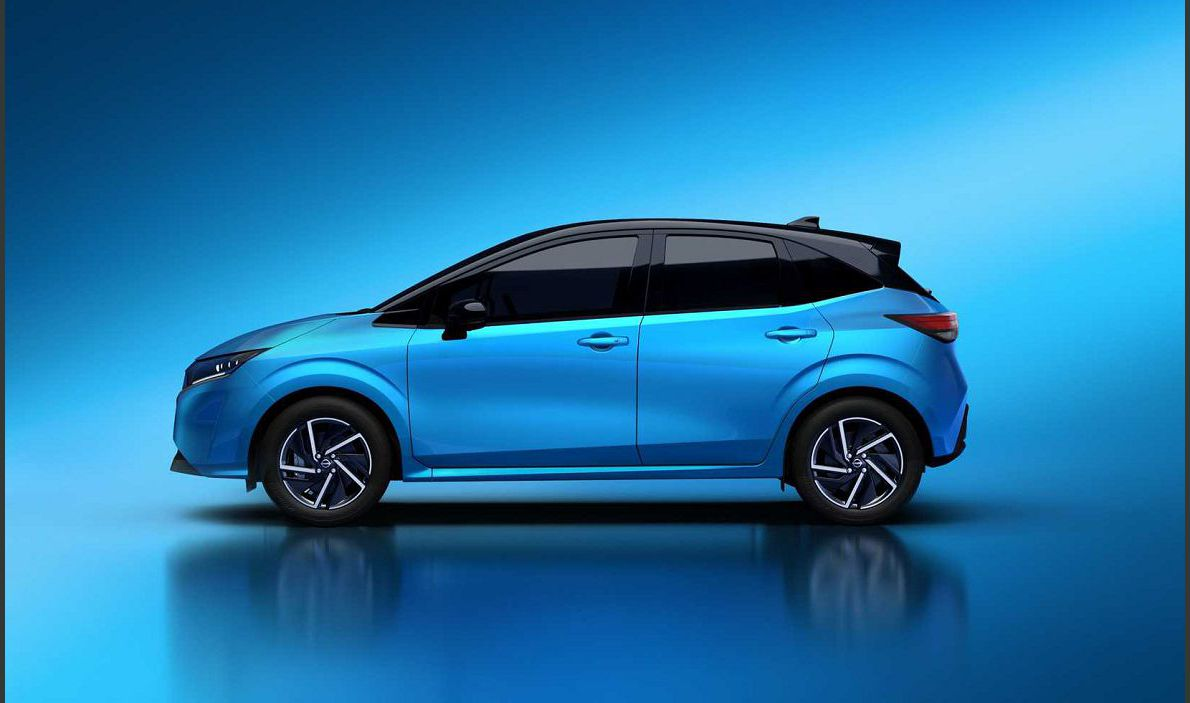 2022 Nissan Note Medalist Electric Black Edition Sl Is