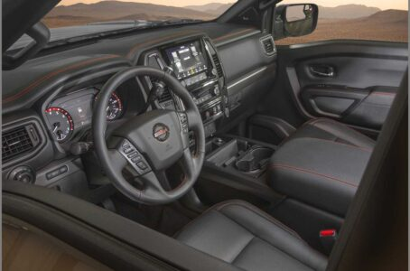 2022 Nissan Titan 5 2013 King Trucks 4 L Towing Capacity