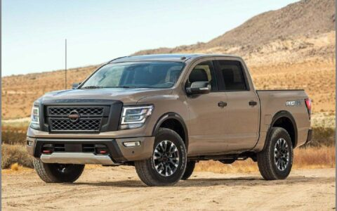 2022 Nissan Titan Changes Canada Does Have A Engine