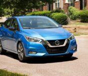 2022 Nissan Versa 2020 2019 Note Hatchback Lease