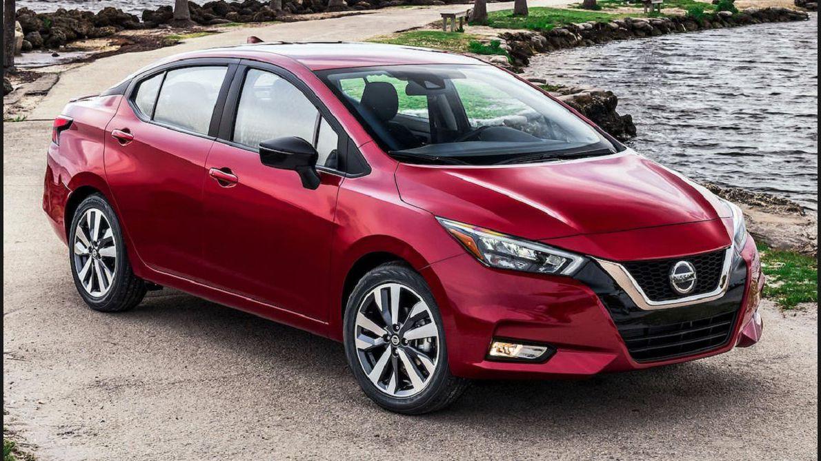 2022 Nissan Versa Car Sedan Sv 1.6 S Price Interior