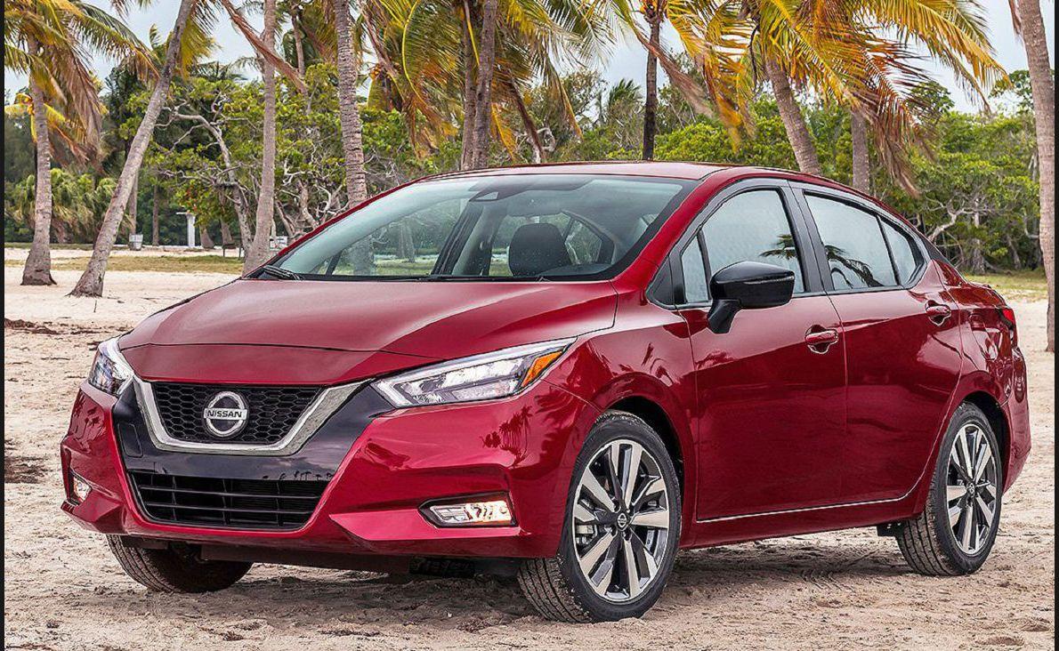 2022 Nissan Versa Engine Door Handle Battery Bumper
