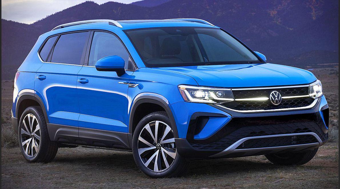 2022 Volkswagen Taos Autos Precios Antico The Brasil Baul