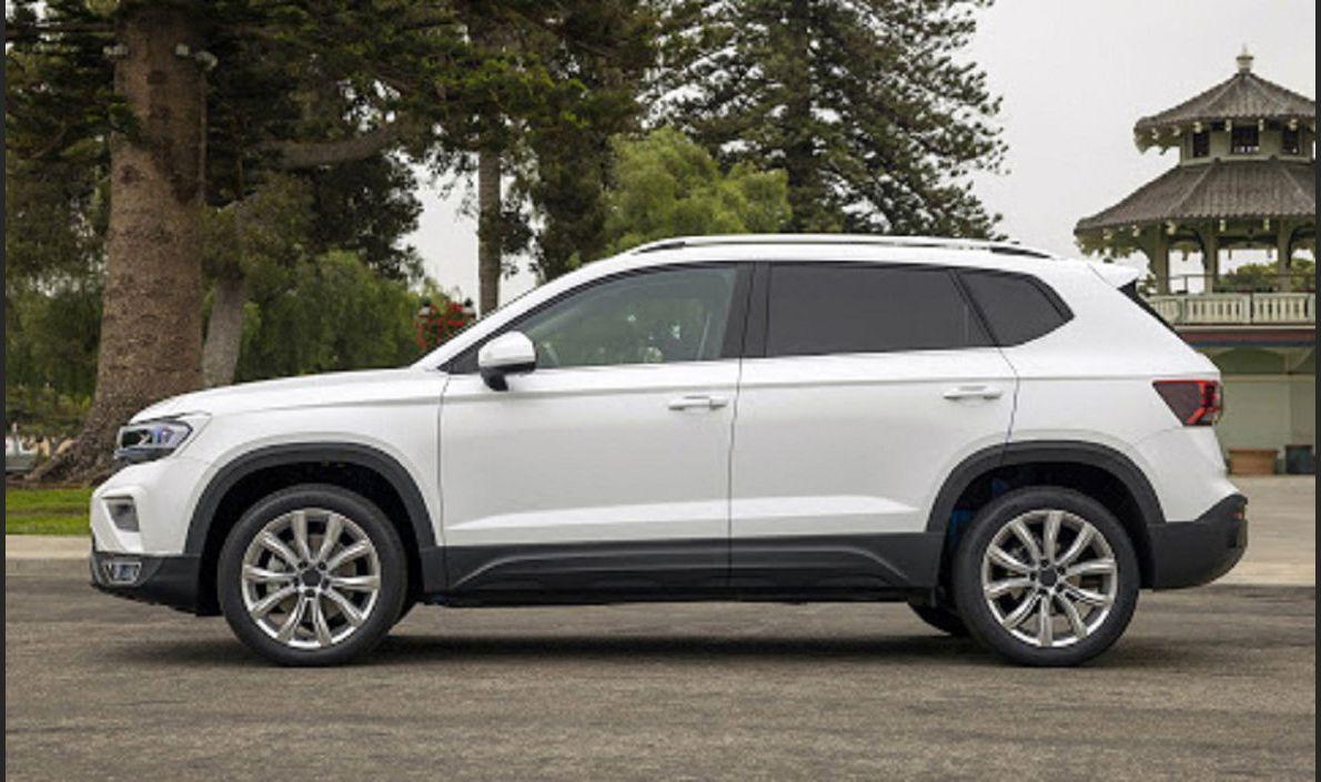 2022 Volkswagen Taos Costa Rica Comfortline Dimensiones Dimensioni Diesel