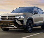 2022 Volkswagen Taos Dimensoes Debut Engine Europe España Ecuador