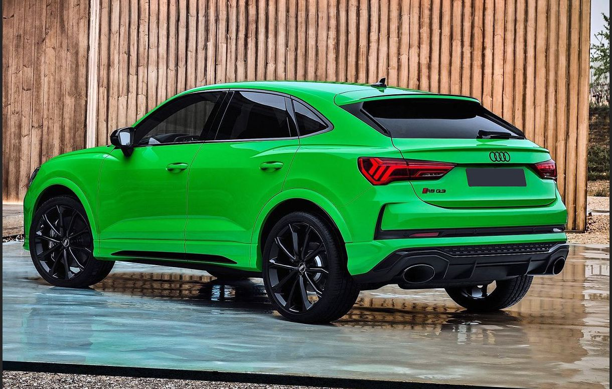 2022 Audi Rs Q3 How Much Is The 0 60 Lease Engine