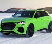 2022 Audi Rs Q3 Ps New Vorsprung Rs3 Cena 2021
