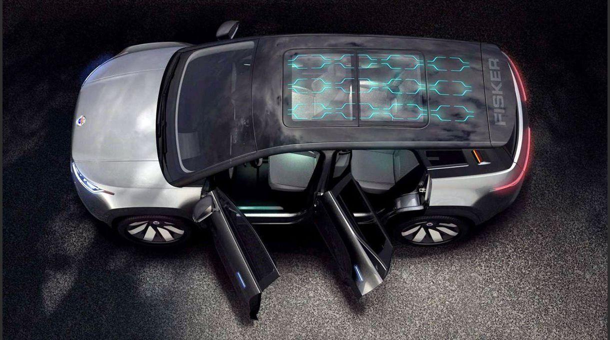 2022 Fisker Ocean Reservation Autopilot Autonomous All Electric Automobile Australia