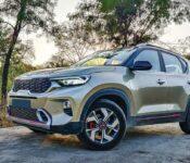 2022 Kia Sonet Price On Road Hte Htk+ Review Engine