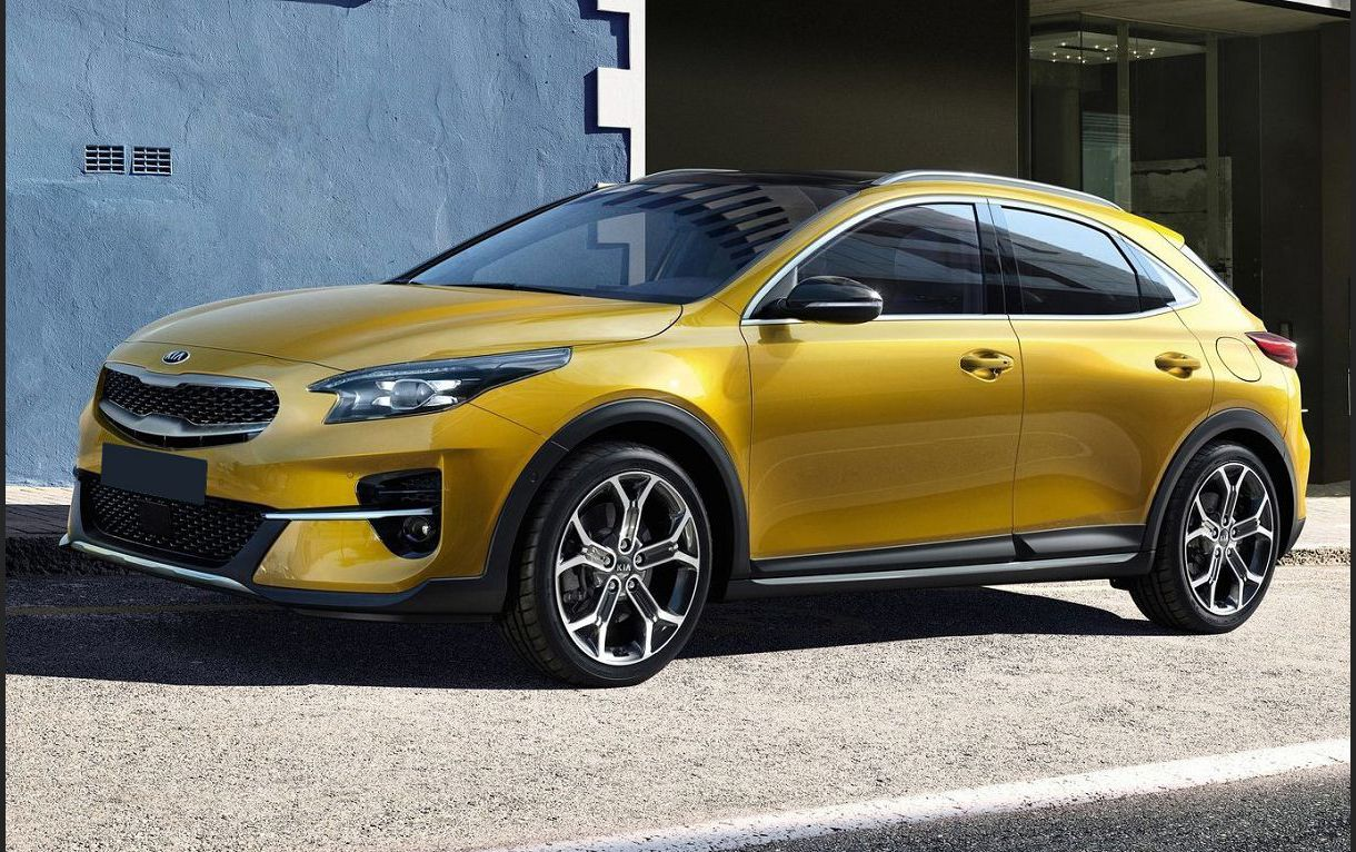 2022 Kia Xceed Concept Used Copper Stone Platinum Lia