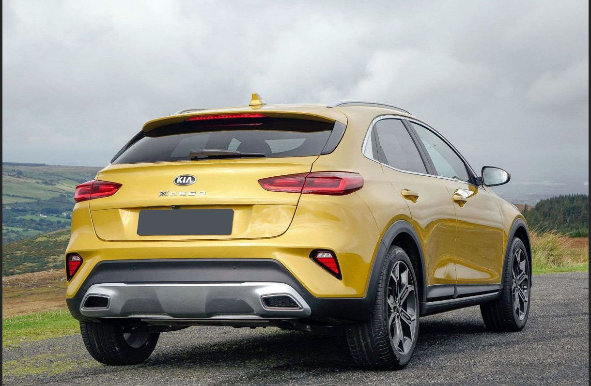 2022 Kia Xceed Price 3 2 First Edition Motion Images
