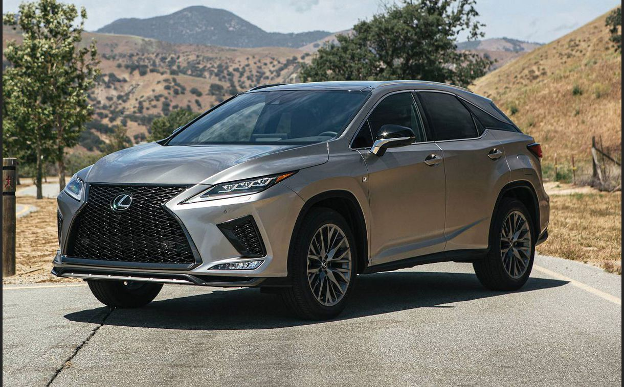2022 Lexus Rx 450h 2020 F Sport Price 2019 For Sale