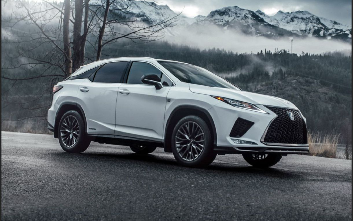 2022 Lexus Rx 450h Gs Vs Review Much Specs Interior