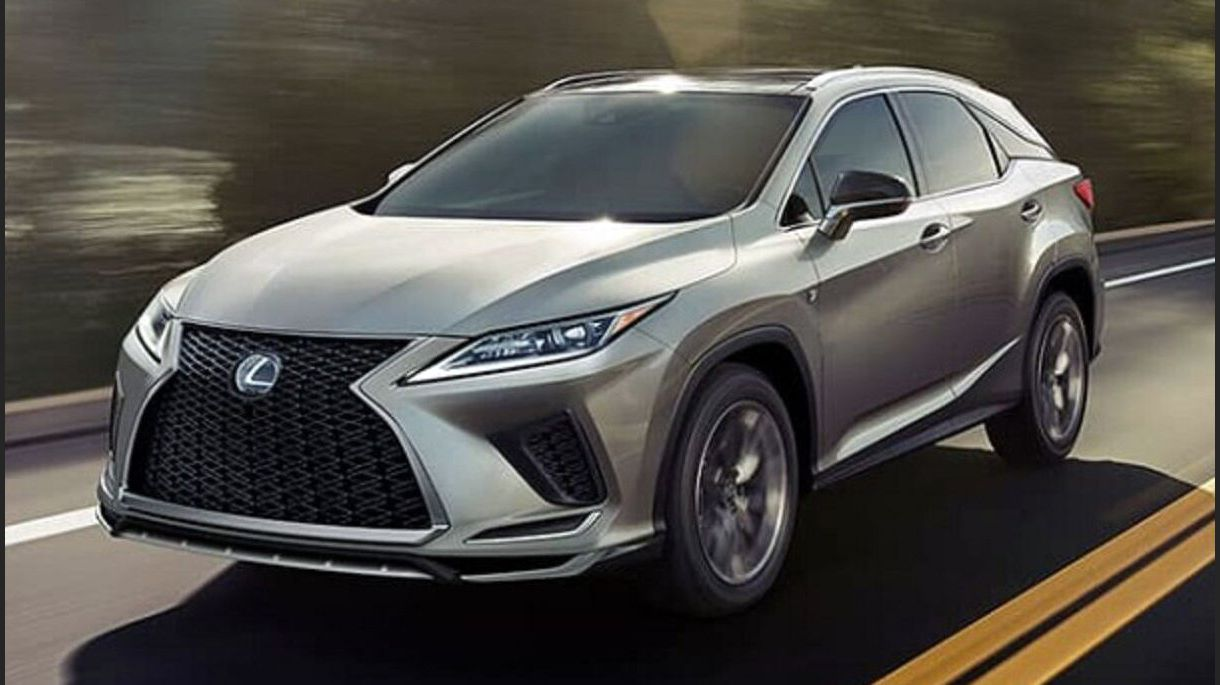 2022 Lexus Rx 450h Rs Es 2022 Redesign The Worth Colors