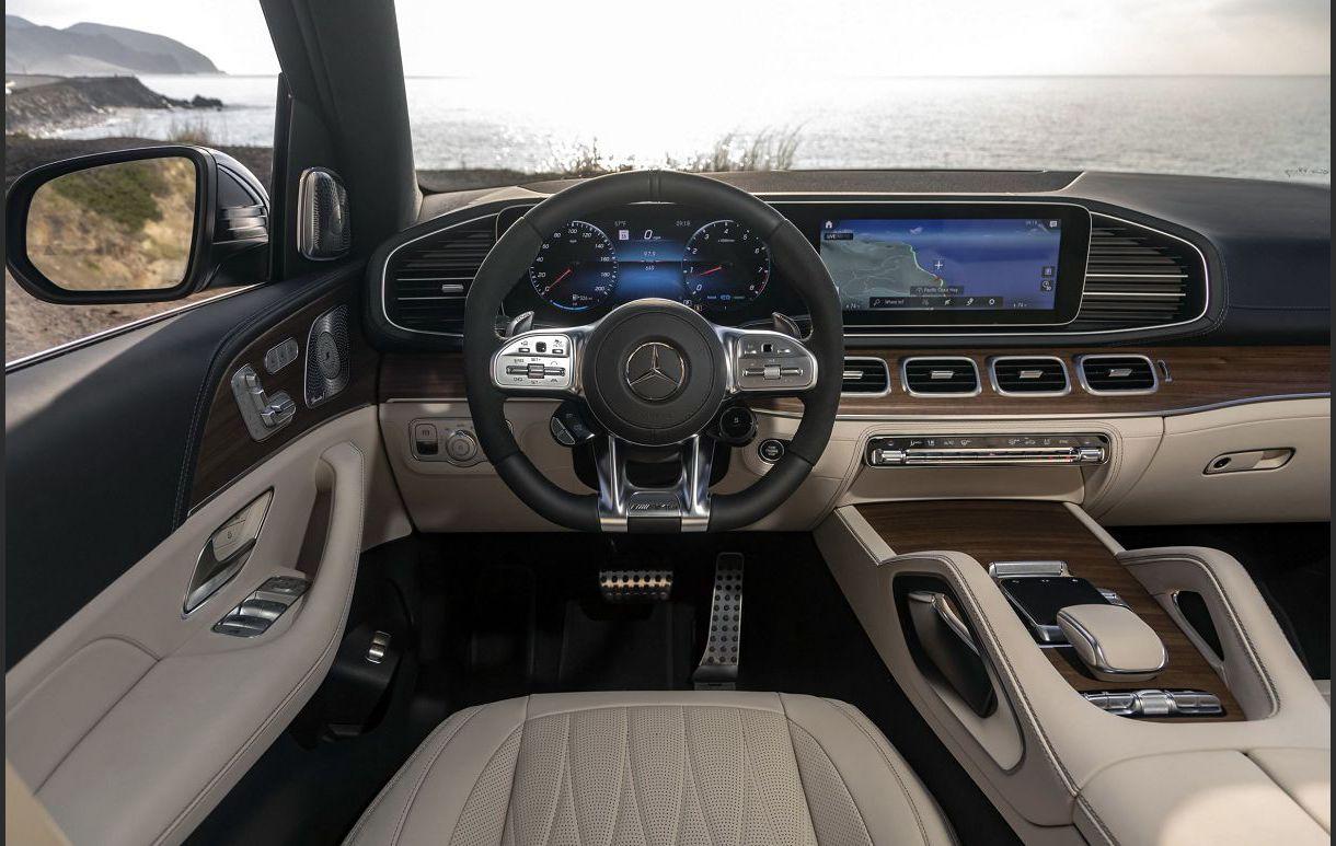 2022 Mercedes Amg Gls63 Black Brochure Coupe Cena Configurator