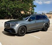 2022 Mercedes Amg Gls63 Review 63 0 60 S Araba Reliability Weight