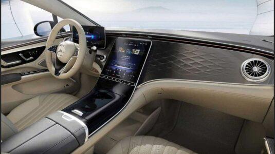 2022 Mercedes Benz Eqe Electric Car Eqs Sedan Mb Availability