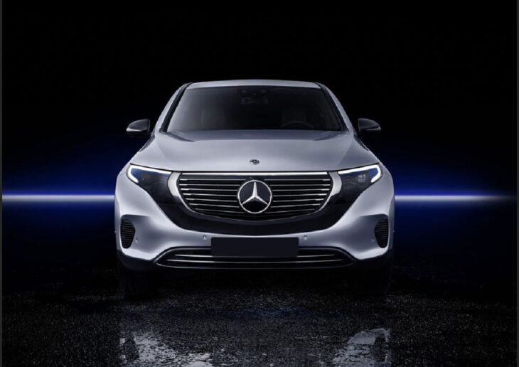 2022 Mercedes Benz Eqe Ev Vs Audi E Tron E Flagship Images