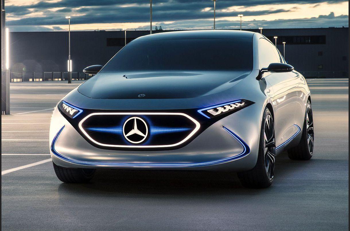 2022 Mercedes Benz Eqe Suv Daimler 2021 Price 2020 Eqc
