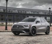 2022 Mercedes Benz Gla 250 Gl250 Black Redesign 2500 Review Msrp