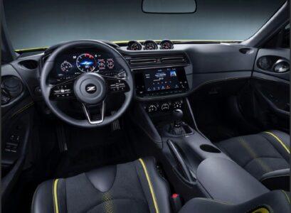 2022 Nissan 400z Horsepower Fairlady Msrp Rear Motor