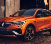 2022 Renault Arkana 2019 4x4 Euro Samsung E Tech Preview
