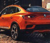 2022 Renault Arkana Diesel Dimensiones Deutschland Dimensioni Europe Quando