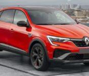 2022 Renault Arkana España Australia Brasil Cena Chile Colombia
