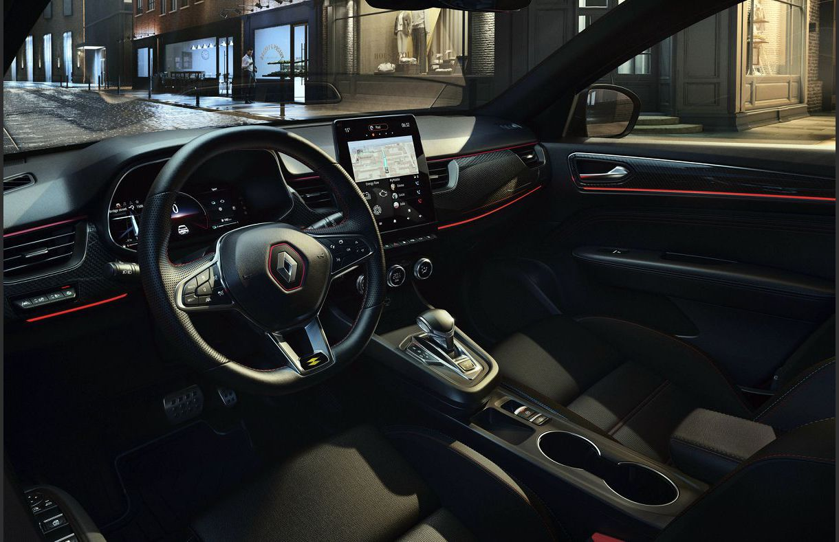 2022 Renault Arkana Review Uk Preis Prix Precio Prezzo