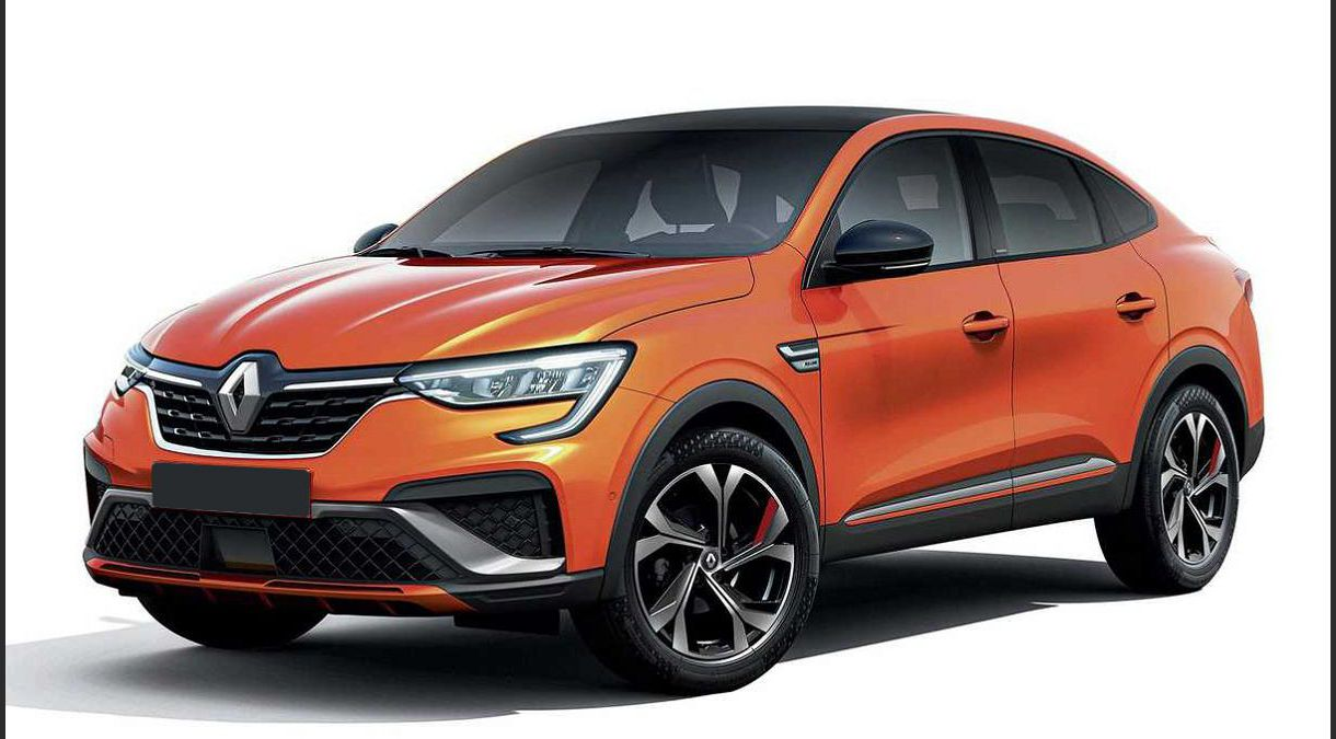 2022 Renault Arkana Youtube Arka Lada Kadjar 300 Duster