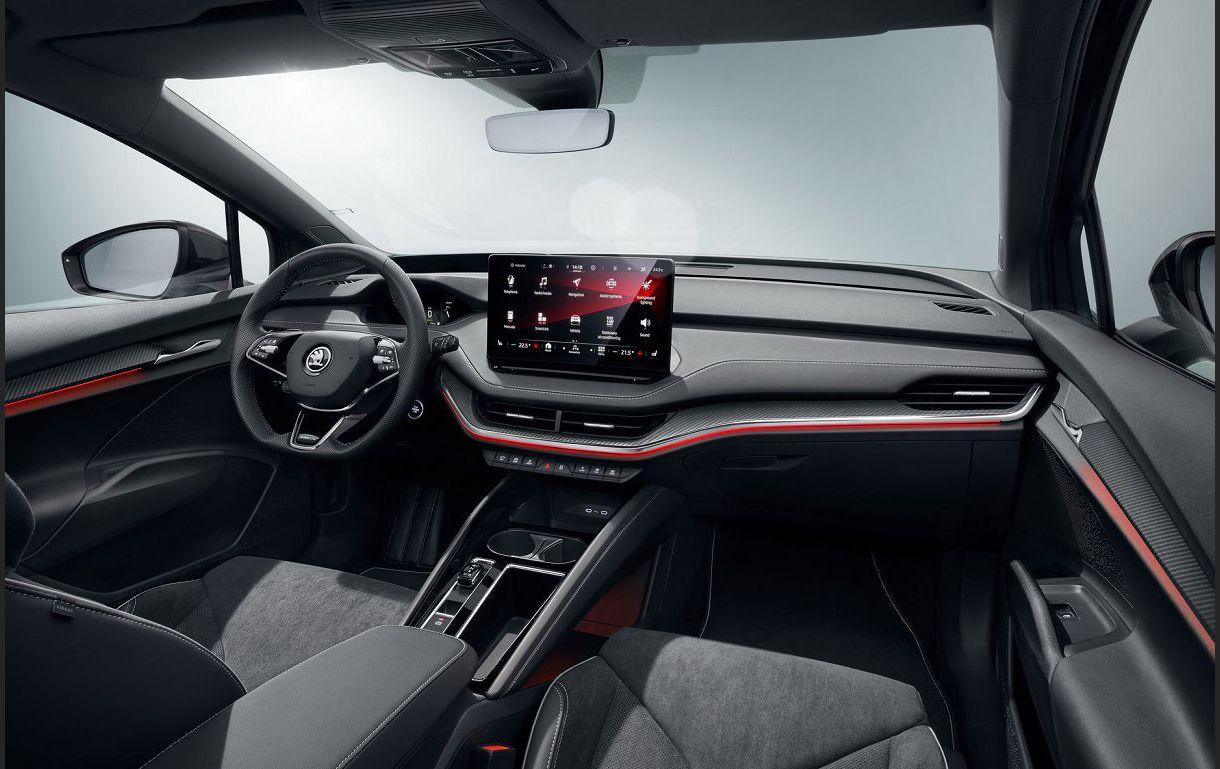 2022 Skoda Enyaq Iv Id Enyak Tesla Y 7 Seater Leasing