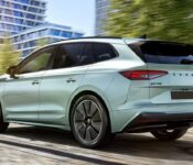 2022 Skoda Enyaq Iv In India Pris Awd Availability