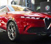 2022 Alfa Romeo Tonale Abmessungen Afmetingen Review Images