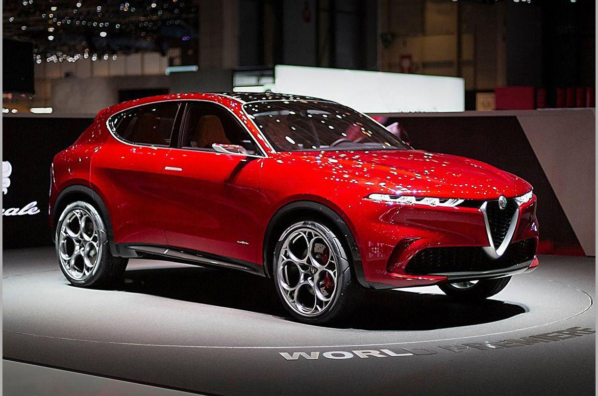 2022 Alfa Romeo Tonale Al Volante Autopareri Altezza Reveal