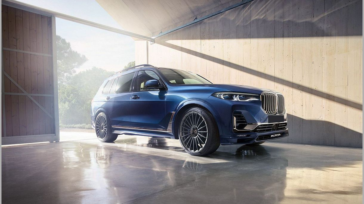 2022 Alpina Xb7 How Many Are There Leasing Off Road