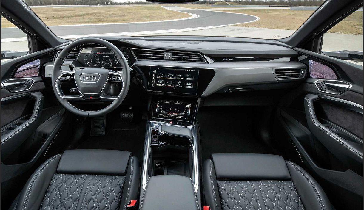 2022 Audi E Tron S 1.4 S T Self Driving New Black Review