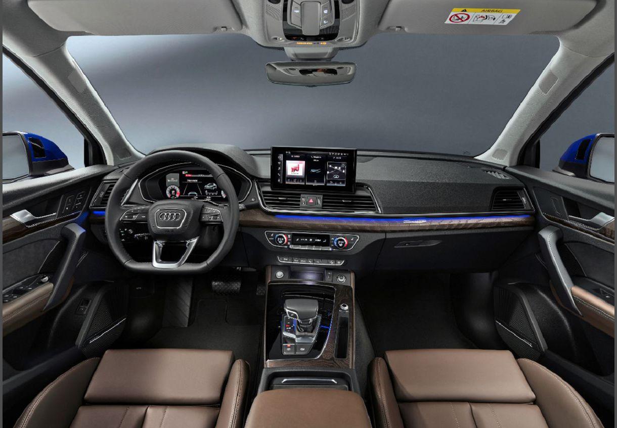 2022 Audi Sq5 Accessories Air Suspension Ambient Lighting Aftermarket