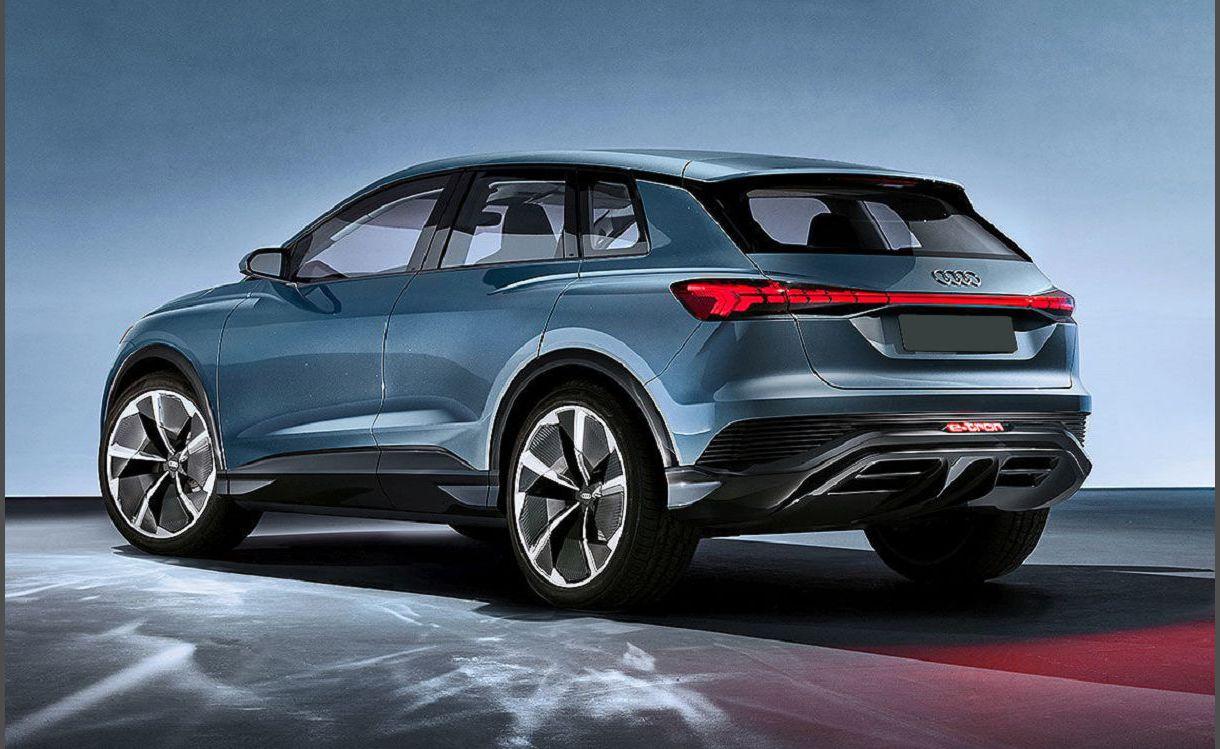 2022 Audi Sq5 Australia A Build What Year To
